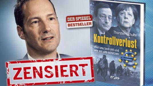 Torsten Schultes Bestseller »Kontrollverlust«