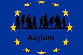 Viele Menschen sind auf der Suche nach Asyl in der EU