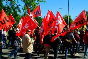 Jungsozialisten in der SPD