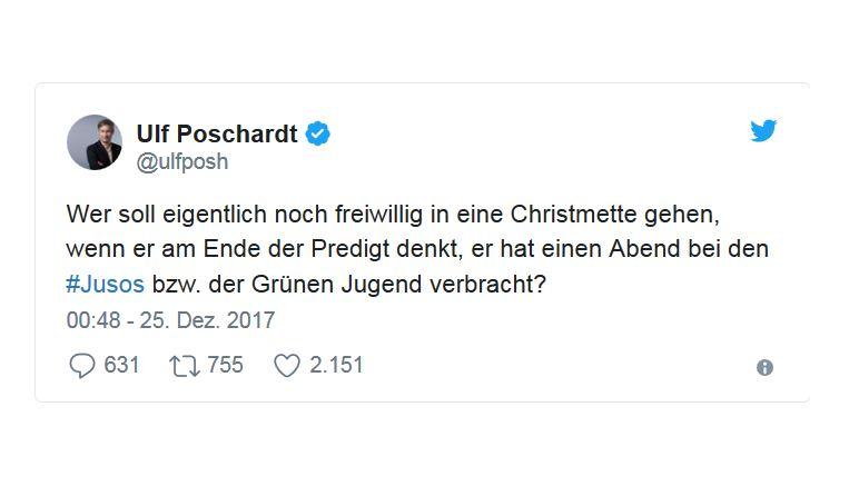 Poschardt Twitter