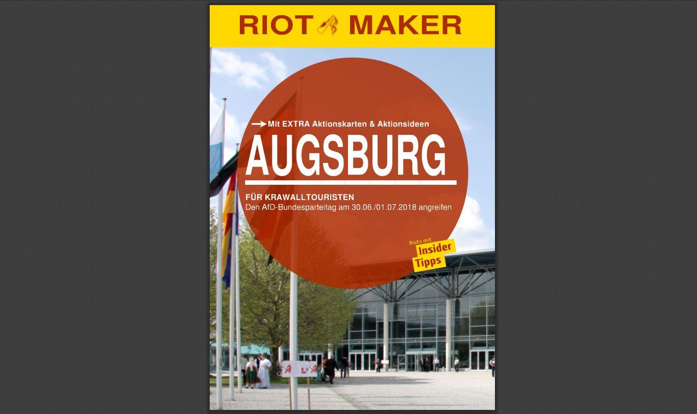 Riot Maker Augsburg