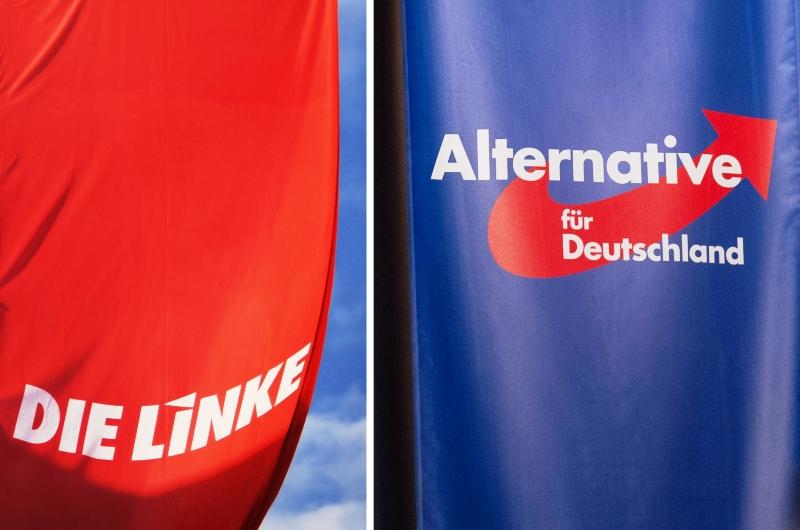 dpa129139095_flagge_fahne_afd_dielinke_linkspartei