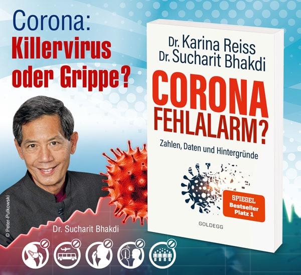Corona Fehlarlarm von Dr Reiss und Dr Bhakdi