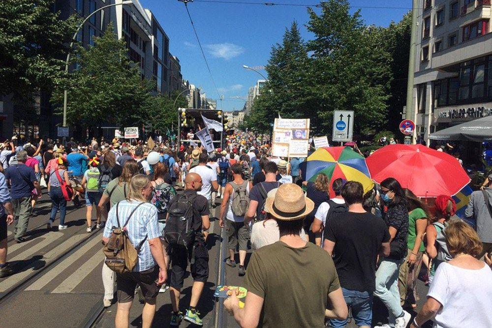 Antisemit Berlin