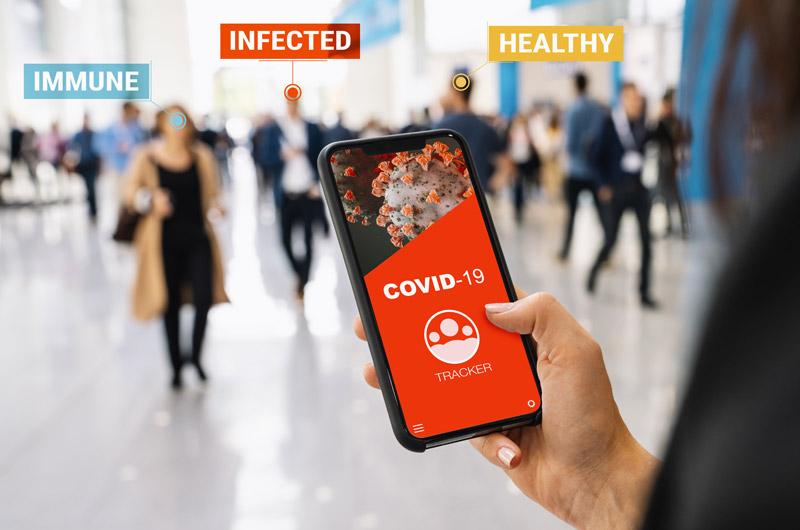 Gesundheitsbeitrag Corona Irland Pass